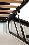 Кровать Релакс MW1800 (Темно коричневая), Embawood, фото 4