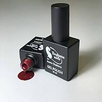 Гель-лак Bagheera Nails, темно-бордовый, BN-10
