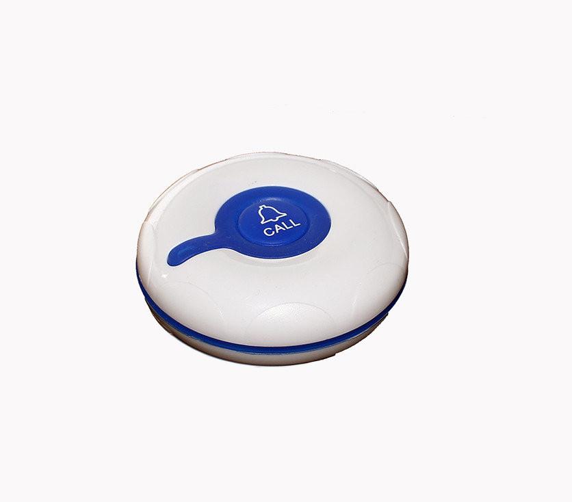 Водозащищенная кнопка вызова медперсонала R-300 Blue Recs USA