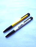 Ручка шариковая 4Office Ball pen автоматическая 4-2001 синяя, фото 3