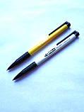 Ручка шариковая 4Office Ball pen автоматическая 4-2001 синяя, фото 5