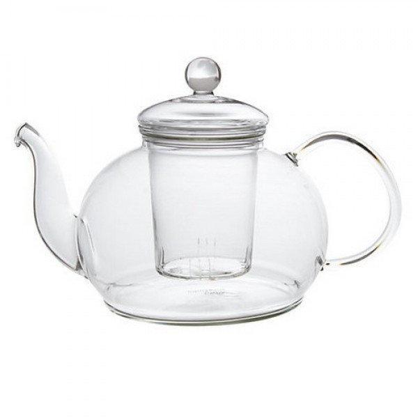 Стеклянный заварник для чая и кофе Edenberg 3379 FRU-337 1.00 газ