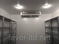 Монтаж холодильної камери