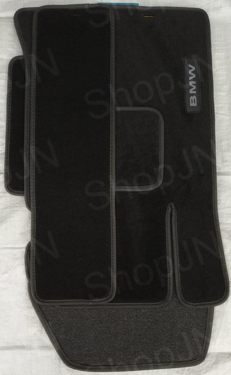 Ворсовые коврики BMW X5 (E70) 2007-2012 CIAC GRAN