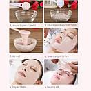 Увлажняющая альгинатная маска с розой Images Rose Cristal Powder, 75 g, фото 3