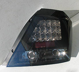Диодные Led фонари тюнинг оптика Chevrolet Aveo T200