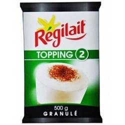 Regilait Top2, 20% сухое молоко 0,5 кг Франция