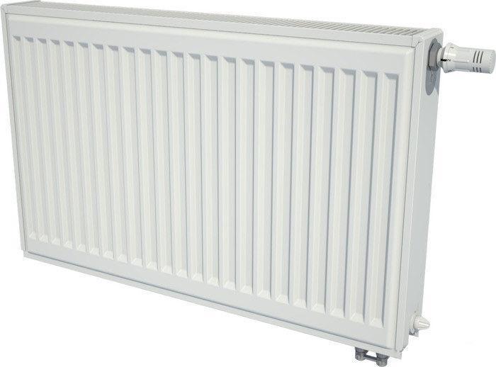 Радиатор 500x1000мм 22тип(стальной) с нижним подключением KORADO