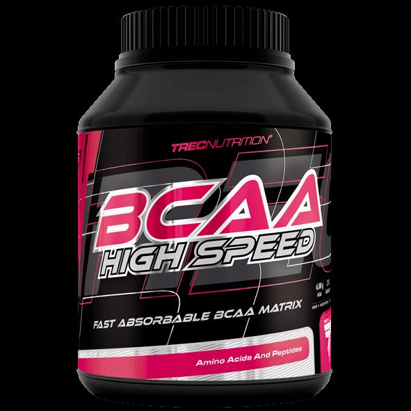 Аминокислота BCAA high speed (600 g) TREC nutrition