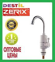 Проточный Водонагреватель Zerix ELW-06 3 KW На Мойку