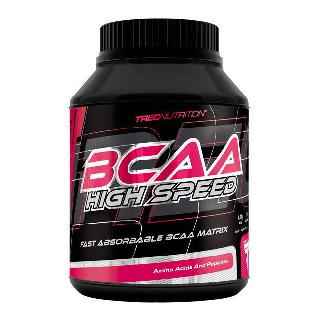 Аминокислота BCAA high speed (900 g) TREC nutrition