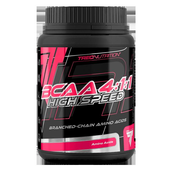BCAA high speed 4:1:1 (300 g, tropical) TREC nutrition