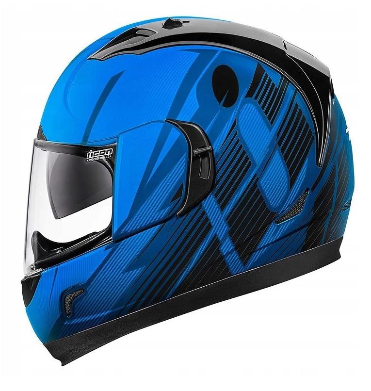 Мотошлем Icon Alliance GT Primary (Blue)
