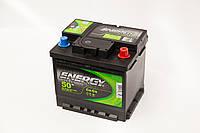 Акумуляторна батарея ENERGY 6СТ-50  (0)