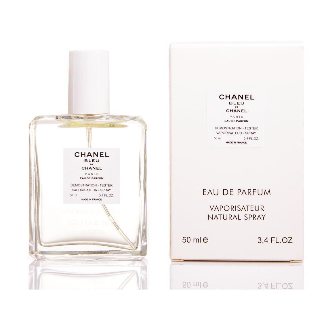 50 мл Тестер міні-парфуми Chanel Bleu de Chanel (м)