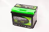 Акумуляторна батарея ENERGY 6СТ-62 (0), фото 2