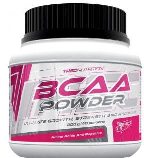 BCAA Powder (200 g, unflavored) TREC nutrition