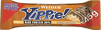 Протеиновый батончик WEIDER Yippie! 45 g Salted Caramel