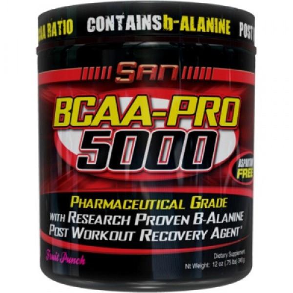 Аминокислота BCAA Pro 5000 (345 g) SAN