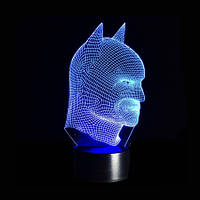 3D Светильник Бэтмен