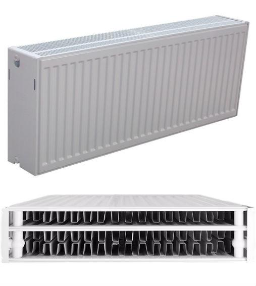 Радиатор 500x1400мм 33тип(стальной) KORADO