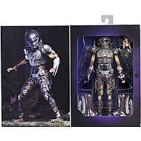 Фигурка,Хищник, совершенный беглец, Neca 8, 17 см - Predator, Ultimate Fugitive, Neca 8, 17 сm