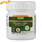 Дханвантарам вати (Dhanwantharam tablets, Nupal) - дыхательная и пищеварительная системы, 100 таб., фото 4