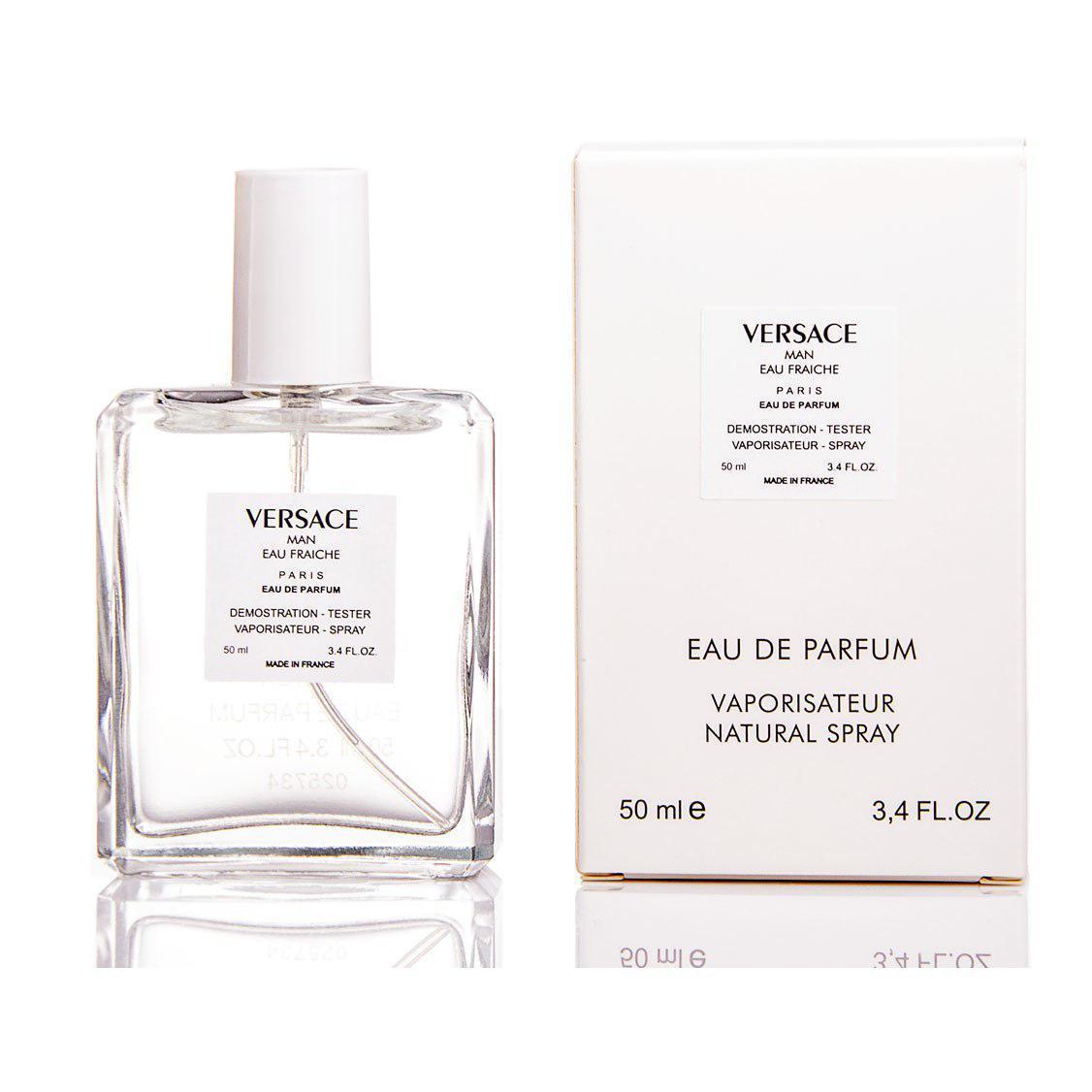 50 мл Тестер мини-парфюм  Versace Man Eau Fraiche  (м)