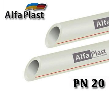 Полипропиленовая труба Alfa Plast PN20 40х6,7