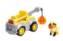 "Спасательный автомобиль Крепыша Spin Master (звук, свет), ""Щенячий Патруль: Мегащенки"" - Paw Patrol, Rubblle"