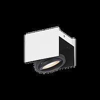 """Світильник стельовий Eglo 39315 1х5,4W LED білий/ чорний """"Відаго"""""""