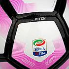 Футбольный мяч Nike PITCH - SERIE A (SC2991-100) - Оригинал, фото 2