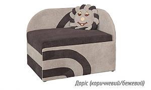 Детский раскладной диван Дюк (4 варианты оббивки) Мебель-сервис