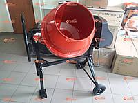 Бетономішалка побутова 140 л. з чавунним вінцем, потужність 650Вт
