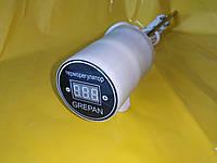 """Тэн в алюминиевую батарею с цифровым терморегулятором левая резьба 0.7 кВт./1"""" дюйм /L-320мм. Украина GREPAN"""