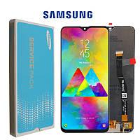 Оригинальный дисплейный модуль Samsung Galaxy M20 2019 SM-M205FN M205F SM-M205 GH82-18682A