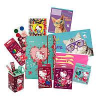 Набор канцтоваров Kite Hello Kitty большой