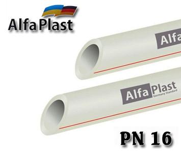 Полипропиленовая труба Alfa Plast PN16 75х10,3