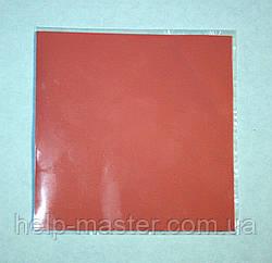 Термопрокладка силіконова 100*100*1 мм(1 шт) (Рожева)