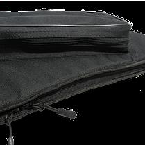 Чехол LeRoy Elite для ружья  с оптикой 1,2 м Чёрный, фото 2