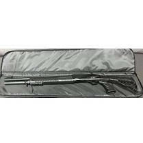 Чехол LeRoy SV для ружья без оптики 1,1 м Чёрный, фото 3