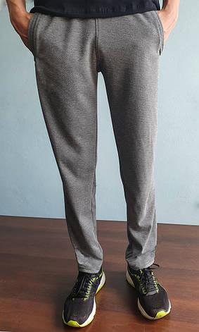 Трикотажні спортивні штани тканина лакоста, фото 2