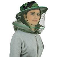 Антимоскитная защитная сетка - шляпа, фото 1