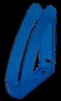 Лоток вертикальный Арника пластиковыйа синий