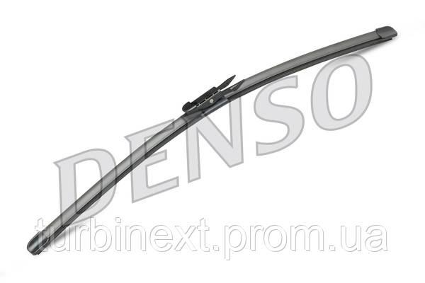 Щітки склоочисника комплект БЕЗКАРКАСНИЙ 500/500 BMW 1 DENSO DS DF034