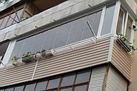 Балконы.  Изготовление балконов и решеток в Севастополе и Ялте.