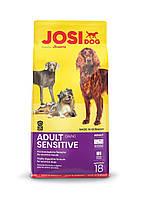 Сухой корм JosiDog Adult Sensitive 18КГ