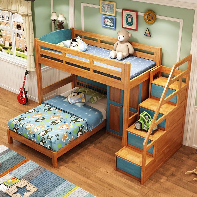 Кровать детская Mobler premium 247х195 см