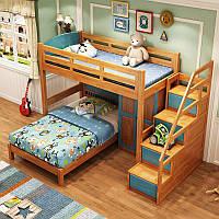 Кровать детская Mobler premium 247х195 см, фото 1