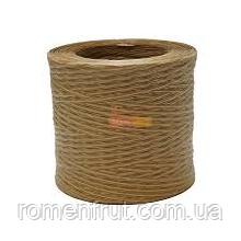 Проволока для подвязки растений 500 м (бумажная)